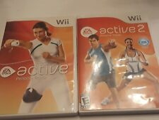 EA SPORTS ACTIVE: PERSONAL TRAINER and Active 2