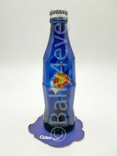 "Bouteille Coca-Cola Limited Edition Daniel Ost ""LOTUS FLOWER"" 2004 Belgium"