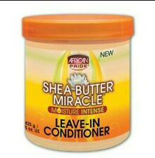 African Pride Shea Butter Moisture Intensive Miracle Leave-in Conditioner 425g