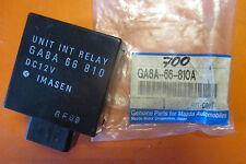 original Mazda 323F,626 (BA,GE) GA8A-66-810A,Relais,
