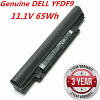 Original Dell Laptop Battery YFDF9 65Wh 11.1V 6 Cell for Dell Latitude 3340 3350