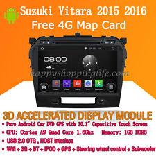 Quad Core Android 5.1 Car DVD Radio GPS Navi Wifi 3G for Suzuki Vitara 2015 2016