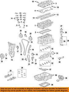 GM OEM-Engine Piston Ring 89018107