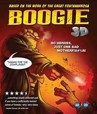 Boogie 3d  Blu-Ray NEW
