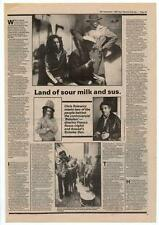 Aswad Franco Rosso Babylon Interview NME Cutting 1980