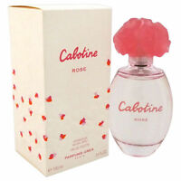 Cabotine Rose by Parfums Gres 3.4 oz EDT Perfume for Women New In Box