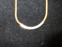 Signed Swarovski Necklace Pendant Rhinestone Crystal Vintage Gold Plated 1980's