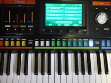 Roland JUPITER-80 synthesizer keyboard keyboard 76   256 voices