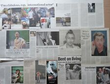 Alan Cumming - clippings/cuttings/articles pack