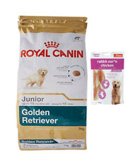 12kg Royal Canin  Golden Retriever Junior + 80g Fleischsnacks