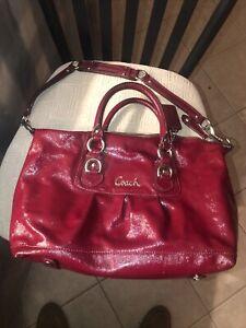 Genuine Coach Hand Bag