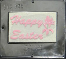 Happy Easter Chocolate Candy Mold Easter  824 NEW