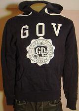 GOV Hoodie Gr: XS # L-10070 Black