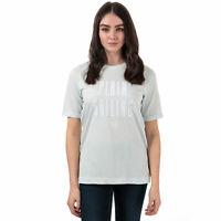 Womens Henri Lloyd Plain Sailing T-Shirt In Light Blue