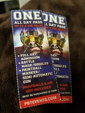 Paintball Day Pass