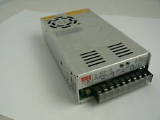 S-320-15 Meanwell Power supply switched-mode 15VDC 20A 320watt Laser PSU