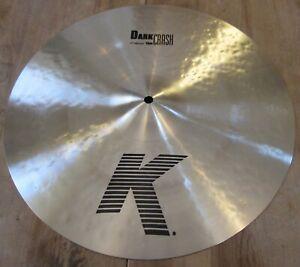 "Zildjian 17"" K Dark Thin Crash Cymbal - K0903"