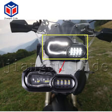 For BMW F800GS/F700GS  LED Lens headlamp assembly Headlight guide with DRL