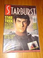 STARBURST #170 BRITISH SCI-FI MONTHLY MAGAZINE OCTOBER 1992 STAR TREK
