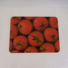Plateau plaque de verre cuisine FRANCE collection art-déco design vintage 1970