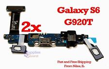 HQ Samsung Galaxy S6 SM-G920T T-Mobile USB Charging Port Dock Flex Cable Lot 2