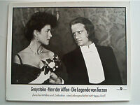 AF Aushangfoto Greystoke die Legende von Tarzan FSK 5 Christopher Lambert 1984