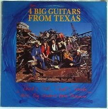 4 MORE BIG GUITARS FROM TEXAS LP