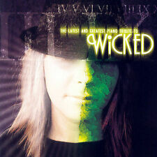 Tribute to Wicked the Musical : Latest & Greatest Piano Wicked the Music CD