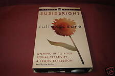 FULL EXPOSURE by Susie Bright used audiocassette 3 hour