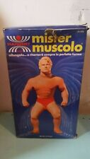 Stretch Armstrong Mister Muscolo mr Harbert italian No Kenner
