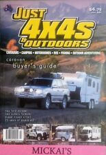 JUST 4X4 JULY 2008 ISSUE 221 - X-TRAIL, HILUX, FORD ESCAPE, SUBARU FORESTER, ARB