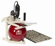 Scott Bowling Ball Engraver Kit
