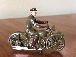 Britains Motorcycle Dispatch Rider Set 1791