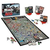 New Sealed RISK THE WALKING DEAD Edition Board Game - Strategy Survival Hasbro