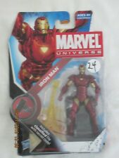 "Marvel Universe IRON MAN 3.75"" Action Figure SERIES 2 #07"