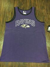 Authentic Nike Baltimore Ravens Tank Top Jersey Shirt Medium M NFL Joe Flacco