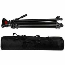 Yescom 72in Adjustable Camera Tripod Kit 3-Height 360 Fluid Head with Bag