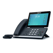 "Yealink SIP-T56A 16 Line VoIP IP Media Smart Phone 7"" Color LCD BT WF Giga OPEN"