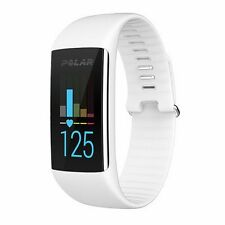 Polar A360 Fitness Heart Rate Monitor WHITE medium