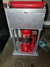 New ListingHydraulic Brick Press 4 Ton