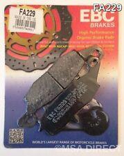 Kawasaki ER5 (2001 to 2007) EBC Kevlar FRONT Brake Pads (FA229) (1 Set)