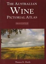 AUSTRALIAN WINE PICTORIAL ATLAS Thomas K Hardy **GOOD COPY**