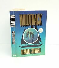 Wildtrack-Bernard Cornwell-Signed!-Uncorrec ted Proof!-Very Rare!-First/1st
