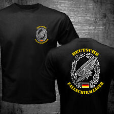 Germany Special Forces Airborne Paratroopers Fallschirmjäger World War T-shirt