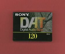 Sony DT-120RA Digital Audio Tape DAT 120 Minutes New and Sealed NIP