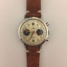 Relojes de pulsera de cuerda de acero inoxidable