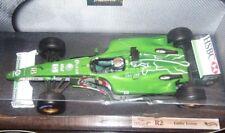 Unopened / Sealed Hotwheels 1/18 JAGUAR RACING  EDDIE IRVINE 2001 LAUNCH VERSION