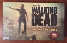 The Walking Dead - Board Game - The Best Defence PLUS 2 Vinyl Figures
