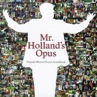 Mr. Holland's Opus: Original Motion Picture Soundtrack - Music CD -  -  1996-01-