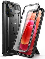 Supcase For iPhone 13 Pro 6.1' Unicorn Beetle Pro Full-Body Rugged Holster Case